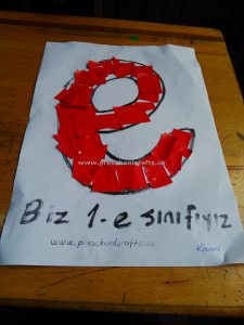 letter-e-crafts-for-firstgrade-red