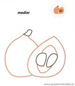 medlar-printable-free-coloring-page-for-kids