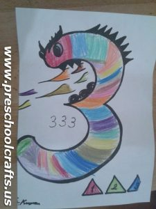 number-3-dragon-coloring-pages-for-preschool