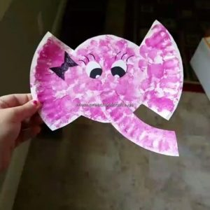 paper-plate-elephant-crafts-ideas