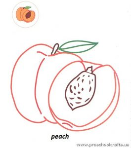 peach-printable-free-coloring-page-for-kids