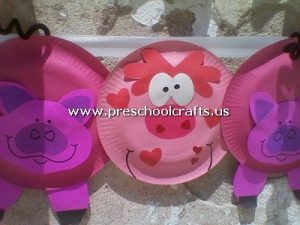 pig-craft-from-paper-plate
