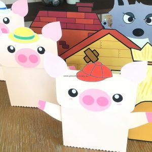 pig crafts ideas for pre school