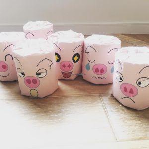 pig craft idea for preschool