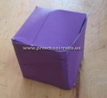 preschool-3d-cube-craft-idea