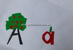 primaryschool-letter-a-crafts-ideas