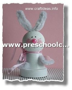 rabbit-craft-from-paper-cup-and-pinpon-ball