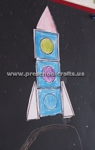 rocket-theme-crafts-ideas