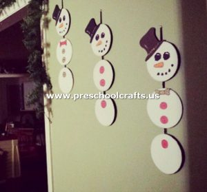 snowman-craft-from-cd-for-kids