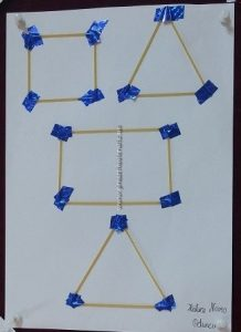 square-triangle-and-rectangle-crafts-ideas