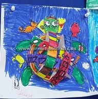 tortoise-craft-idea-for-firstgrade