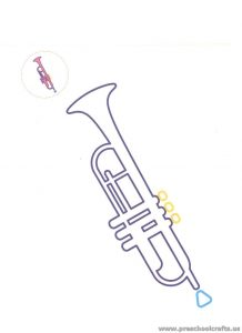 trumpet-coloring-pages-for-preschool