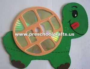 turtle-craft-idea-from-cd