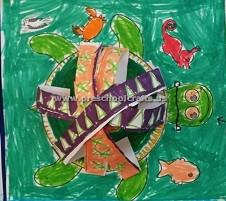turtle-craft-ideas-for-kindergarten