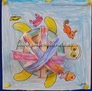 turtle-crafts-ideas-for-preschool