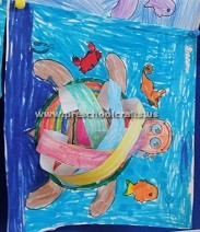 turtle-crafts-ideas-for-primaryschool