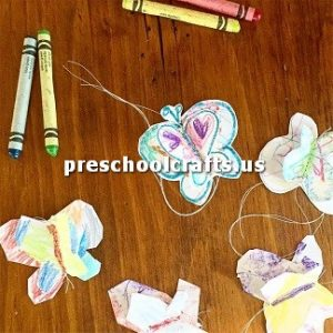 butterfly-craft-idea-with-paper-plate-for-pre-school