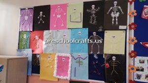 skeleton-bulletin-board-for-kindergarten