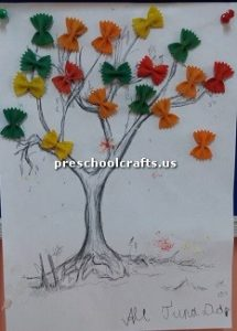 autumn-crafts-ideas-for-first-grade