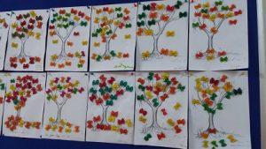 autumn-theme-bulletin-board