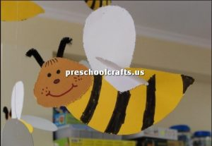 bee-craft-ideas-for-kindergarten