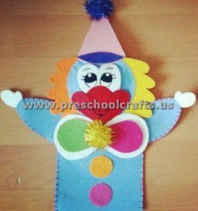 clown-glove-puppet