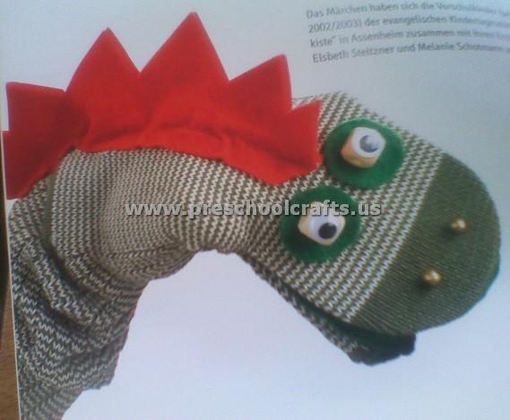 Puppet Craft Ideas for Kids Preschool