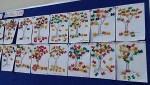 preschool-autumn-theme-bulletin-board
