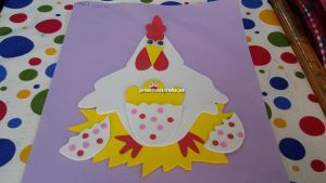 chicken craft idea (2)