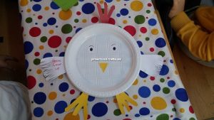 chicken craft ideas for kid