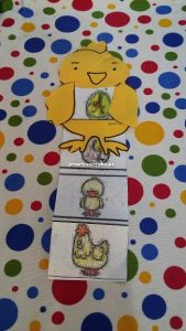 chicken craft ideas for kids and preschool