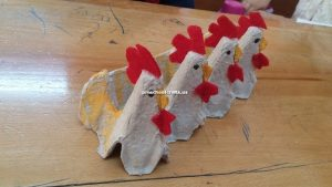 chicken crafts for preschool