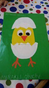 chicken crafts for primaryschool
