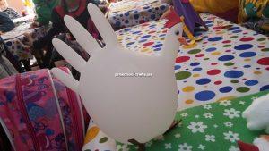chicken crafts idea for preschooler