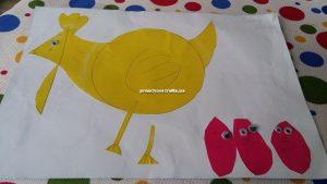 chicken-crafts-idea-for-toddler