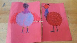 chicken crafts preschool