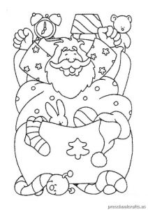 christmas-coloring-page-for-preschool