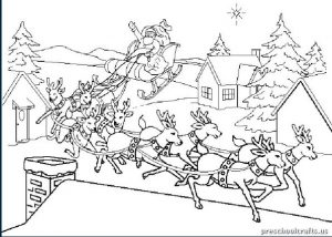 christmas-colouring-pages-for-kindergarten