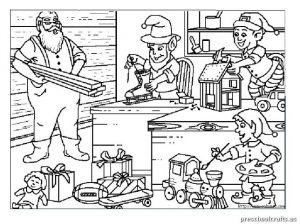 kindergarten-christmas-colouring-pages