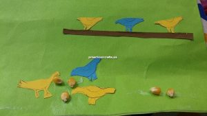 preschool chicken craft idea (2)