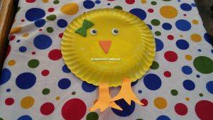 preschool chicken crafts idea