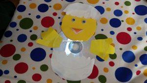 preschoolers chicken craft idea