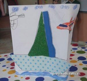 sailbot craft ideas for kids vehicles crafts