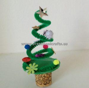 yarn christmas craft ideas