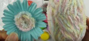 Flower Craft Making for Kindergarten Teacher