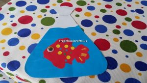 aquarium crafts for preschoolers