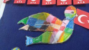 bird craft ideas for preschool