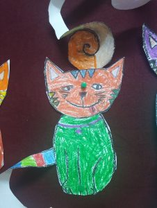 cat craft ideas for kids