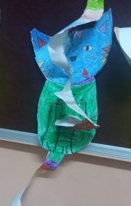 cat craft ideas for kindergarten