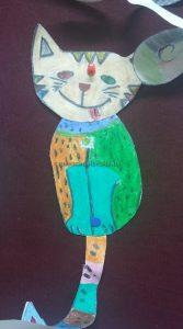 cat craft ideas for preschooler
